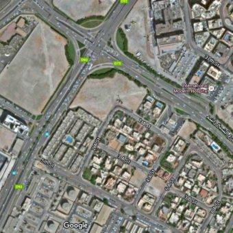 For sale commercial land in Al Hudaiba Dubai