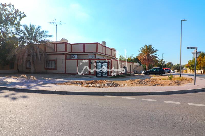 بيت شعبي للبيع في دبي الراشدية علي زاوية