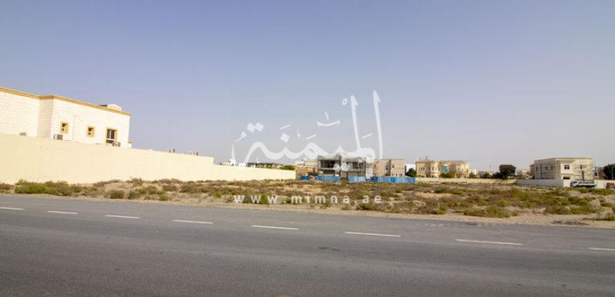 للبيع ارض سكنية كبيرة في ندالشبا الرابعة دبي